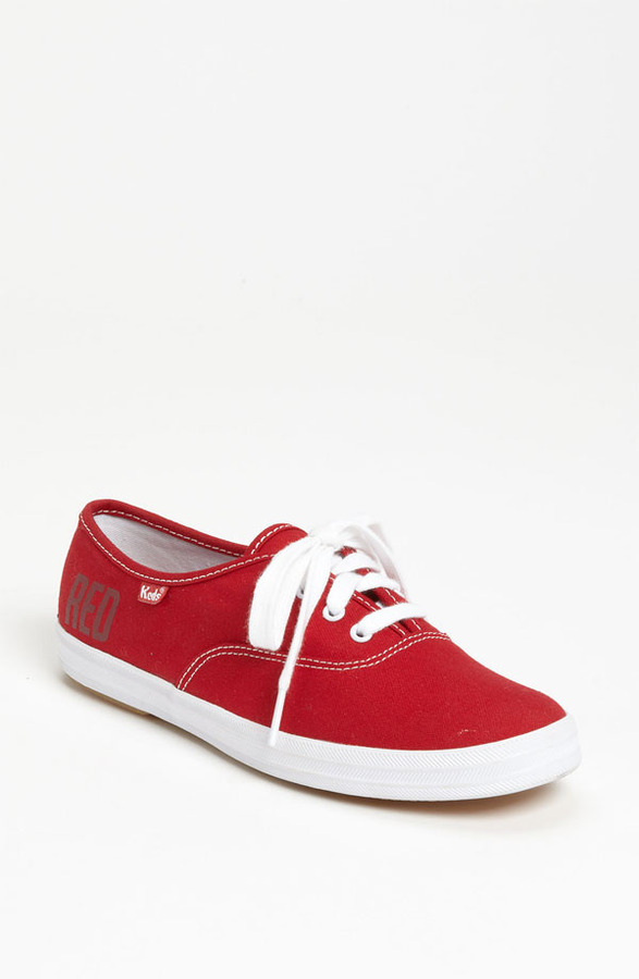 Keds Taylor Swift 'RED' Champion Sneaker (Limited Edition)