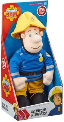 Fireman Sam 12inch Talking