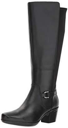 Clarks Women's Emslie March WS Fashion Boot