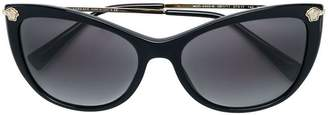 Versace Eyewear cat eye sunglasses