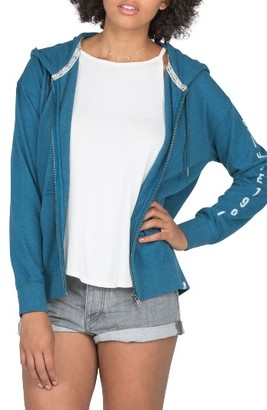Women's Volcom Summa Time Hoodie $55 thestylecure.com