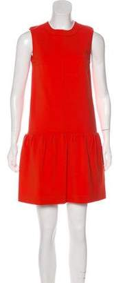 Diane von Furstenberg Maeryn Tailor Jersey Mini Dress