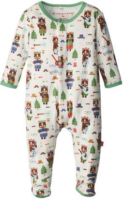 Magnificent Baby Baby-Boys New-Born Footie