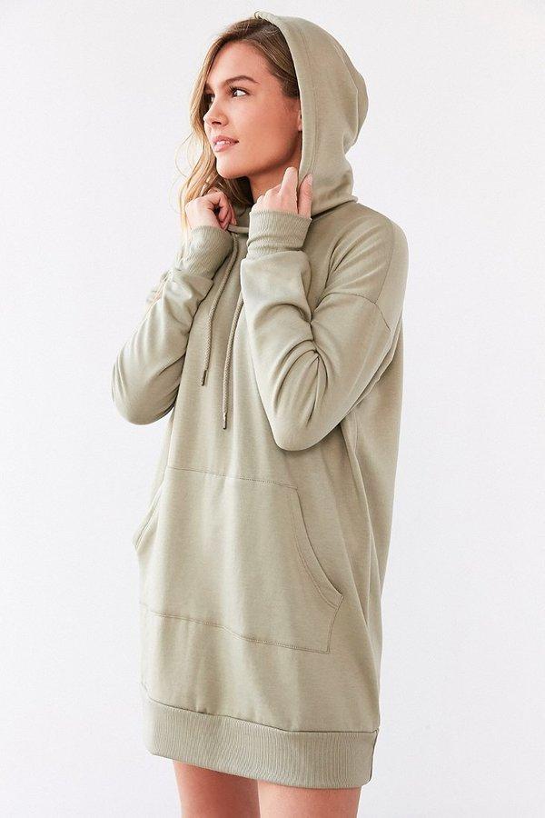 BDG Classic Hoodie Sweatshirt Dress