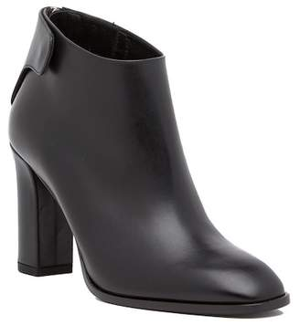 Via Spiga Aston Leather Ankle Boot