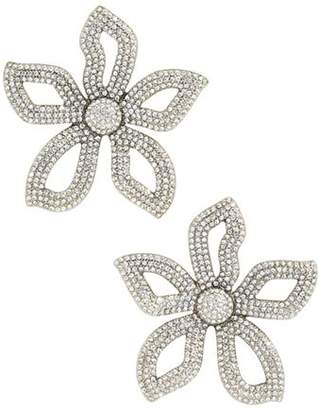 BaubleBar Primina Flower Drop Earrings