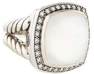 David Yurman Quartz Doublet Albion Ring