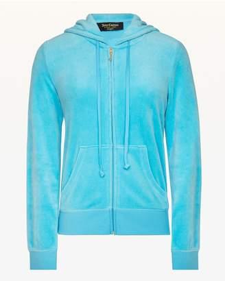 Juicy Couture Crystal Starburst Velour Robertson Jacket
