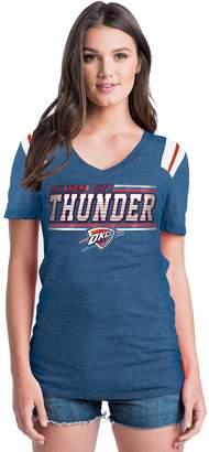 Women's Oklahoma City Thunder Athletic Triblend Tee