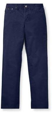Ralph Lauren Boy's Poplin Cotton Pants