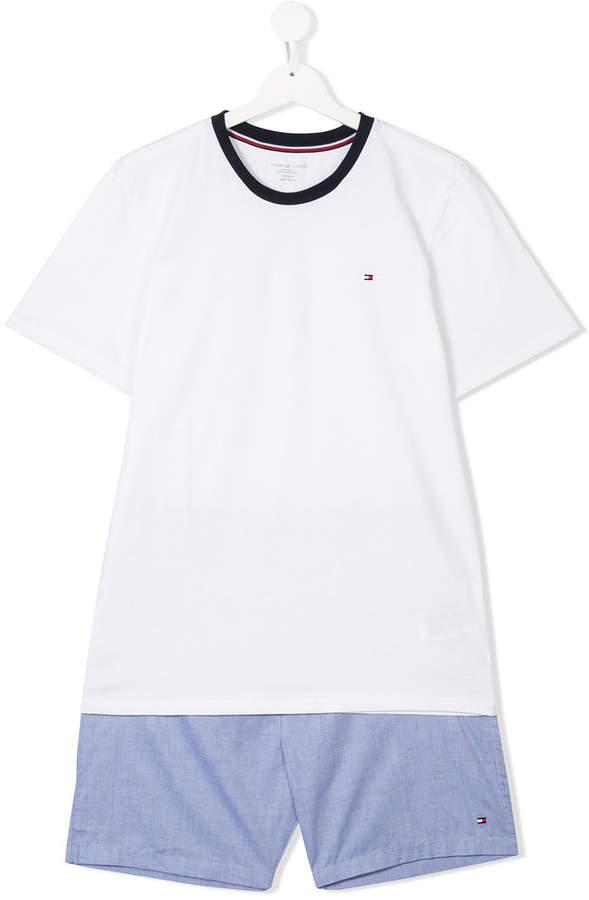 Tommy Hilfiger Junior TEEN pyjama set