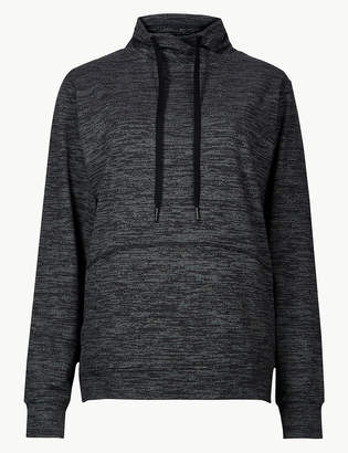 Marks and Spencer Textured Quick Dry Sweatshirt