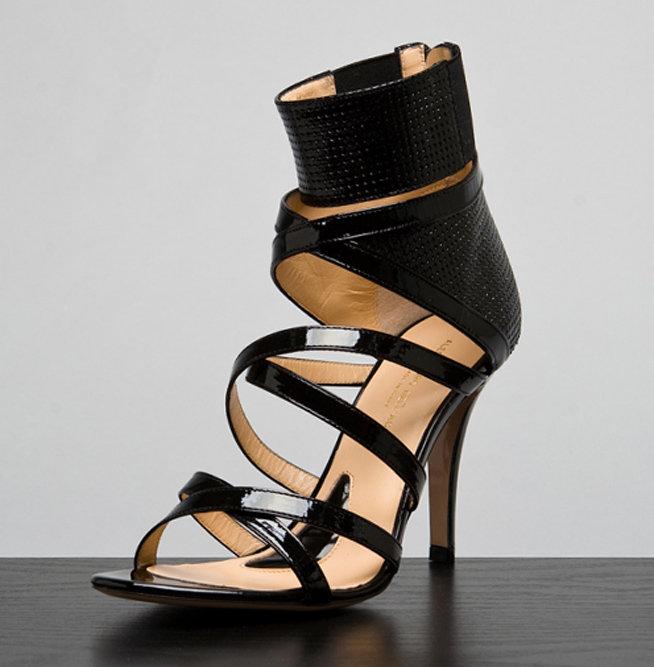 Alessandro Dell'Acqua Ankle Strap Heel