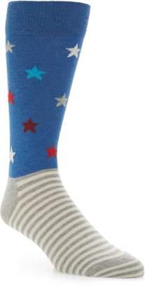 Happy Socks Stars & Stripes Socks