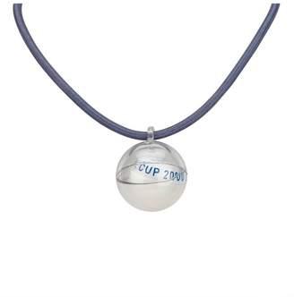 Louis Vuitton Vintage  Cup 2000 Compass Necklace
