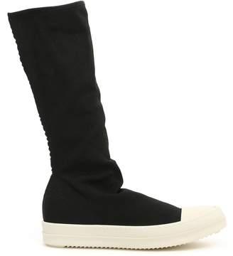 Drkshdw High Sock Boots