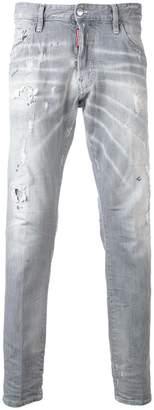 DSQUARED2 Distressed Skater jeans