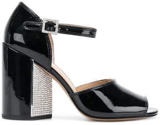 Marc Jacobs Kasia crystal-embellished sandals