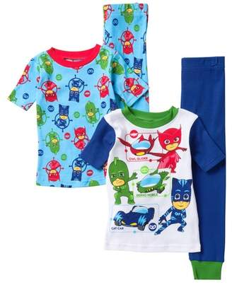 AME PJ Masks Cotton PJs - Set of 2 (Toddler Boys)