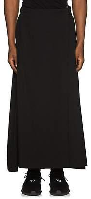 Yohji Yamamoto Men's Wool Wrap Skirt