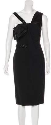 Viktor & Rolf Wool Embellished Dress w/ Tags
