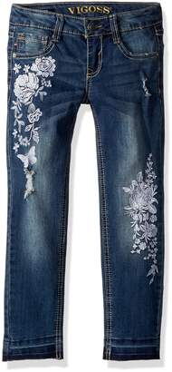 Vigoss Big Girls' Fashion Jean