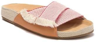 Soludos Criss-Cross Pool Slide Sandal