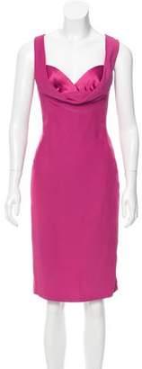 Versace Cocktail Midi Dress