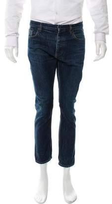 Valentino Cropped Skinny Jeans