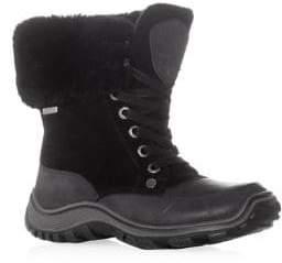 Pajar Abbie Shearling Lined Waterproof Boots
