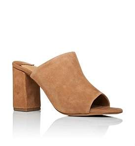 Tony Bianco Carabou Suede High Heel Mule