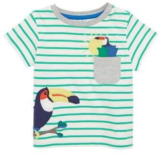 Boden Mini Pocket Friends T-Shirt