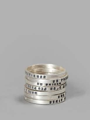 Serge Thoraval Rings