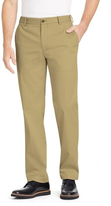 Van Heusen Men's Air Chino Straight-Fit Dress Pants