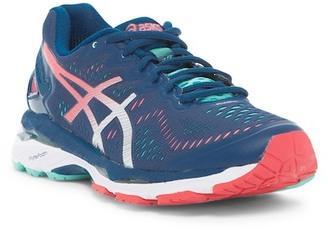 ASICS GEL-Kayano 23 Running Shoe $160 thestylecure.com