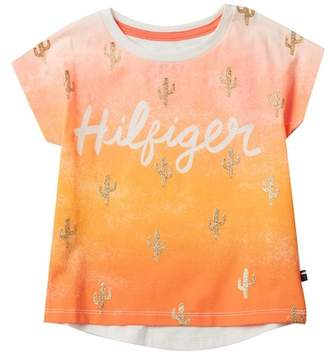 Tommy Hilfiger Tommy  Tee (Toddler Girls)