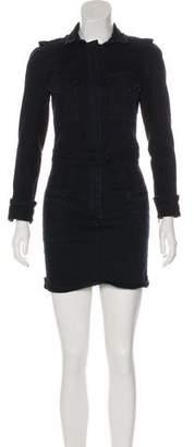 Isabel Marant Long Sleeve Denim Dress w/ Tags