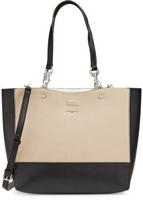 Karl Lagerfeld Paris Adele Reversible Tote with Pouch