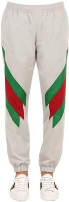 Gucci Tech Nylon Track Pants