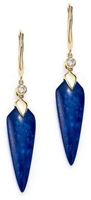 Lapis Olivia B 14K Yellow Gold & Diamond Spike Drop Earrings - 100% Exclusive