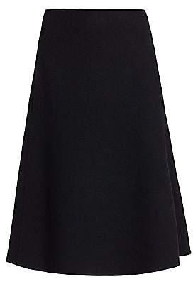 Max Mara Women's S Gettie Virgin Wool & Angora A-Line Skirt