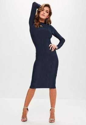Missguided Slinky Bodycon Dress