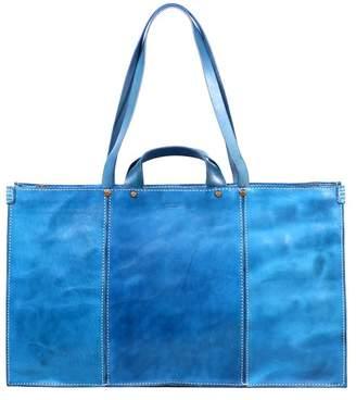 Old Trend Sandstorm Leather Tote Bag