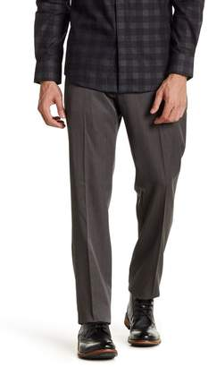 "Perry Ellis Melange Solid Slim Fit Pant - 30-34"" Inseam"