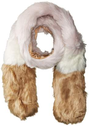 Hat Attack Faux Fur Scarf Scarves