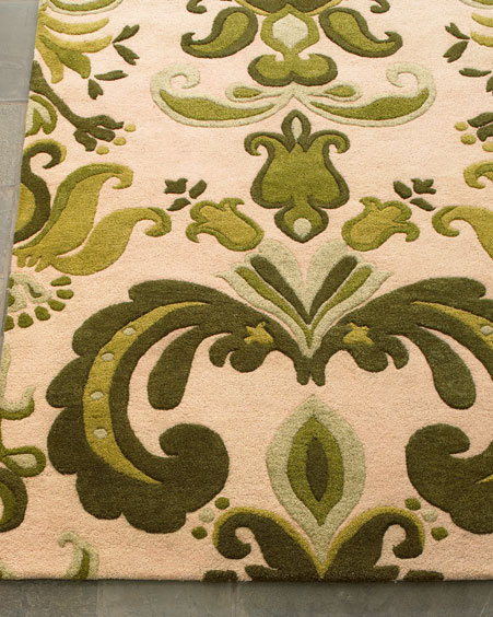 Green Royal Rugs