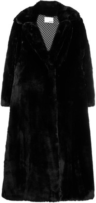Each X Other oversized vegan mink coat