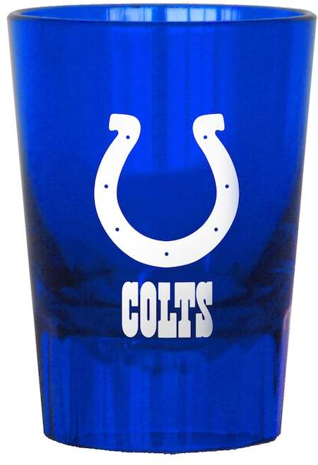 Boelter Indianapolis Colts 4-Pack Shot Glass Set