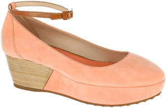 Tod's Suede Wedge