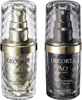 DAY Birger et Mikkelsen DECORTE AQ Meliority W Concentration and night serum